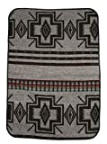 RUTH&BOAZ Outdoor Wool Blend Pet Blanket Ethnic Inka Pattern (P-A)