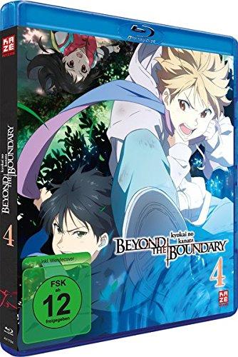 Beyond the Boundary - Kyokai no Kanata - Vol. 4 - [Blu-ray]