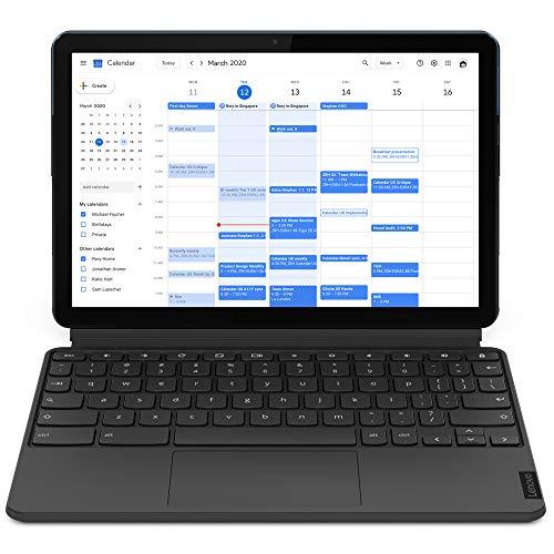 Lenovo(レノボ) 10.1型 ノートパソコン Lenovo IdeaPad Duet Chromebook ZA6F0038JP(CHROME)