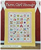 It's Sew Emma ISE906 Farm Girl Book