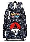 YOYOSHome Anime Naruto Cosplay Uchiha Itachi Shoulder Bag Daypack Backpack School Bag Bookbag Laptop Bag