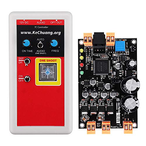 YINCHIE MUKUAI20 Tesla Coil DRSSTC SKP Jump Pulse Driver Board New Arc Extinguishing Controller Z DIY (Color : Type 3)
