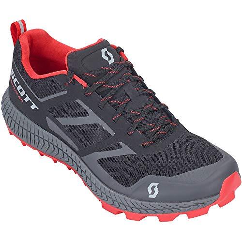 Scott M Supertrac 2.0 Shoe Schwarz, Herren Laufschuh, Größe EU 44 - Farbe Black - Red