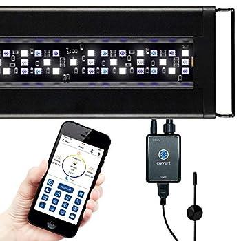 Current USA Orbit Marine LED Reef Aquarium Light | Wireless Light and Pump Controller | Loop App - Bluetooth| Fits Aquariums 18 -24