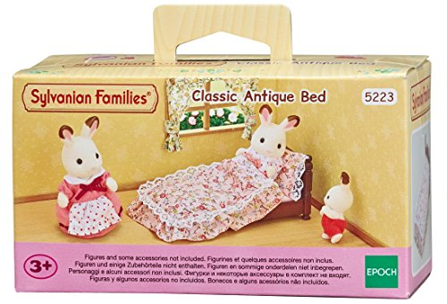 Sylvanian Families - 5223 - Set cama antigua