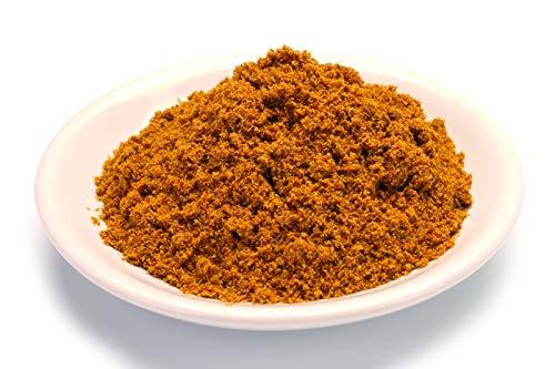 Polvere di curry organica calda media 1kg BIO, biologico, Fairtrade Bombay Masala e Madras caldi, miscela di spezie naturali aromatiche e speziate senza additivi 1000g