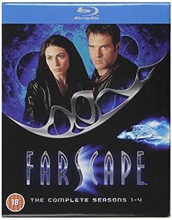 Farscape - The Definitive Collection (Series 1-4) [Blu-ray] [Region Free] (B005FFS6LA) | Amazon price tracker / tracking, Amazon price history charts, Amazon price watches, Amazon price drop alerts