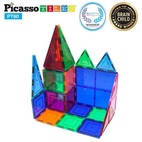 PicassoTiles 60 Piece Set...