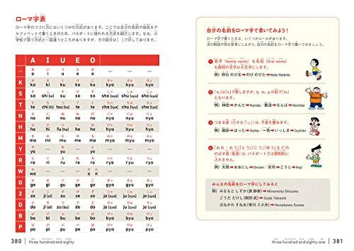 小学館『ドラえもんはじめての英語辞典第2版』
