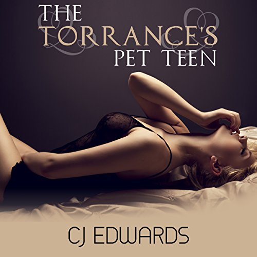 The Torrance's Pet Teen audiobook cover art