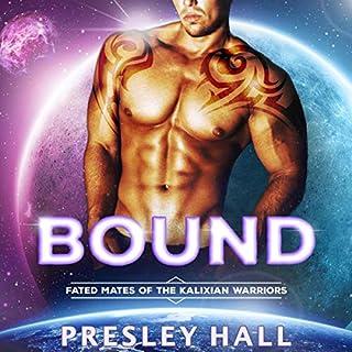 Bound: A Sci-Fi Alien Romance cover art