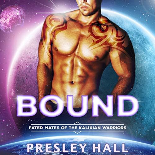Couverture de Bound: A Sci-Fi Alien Romance