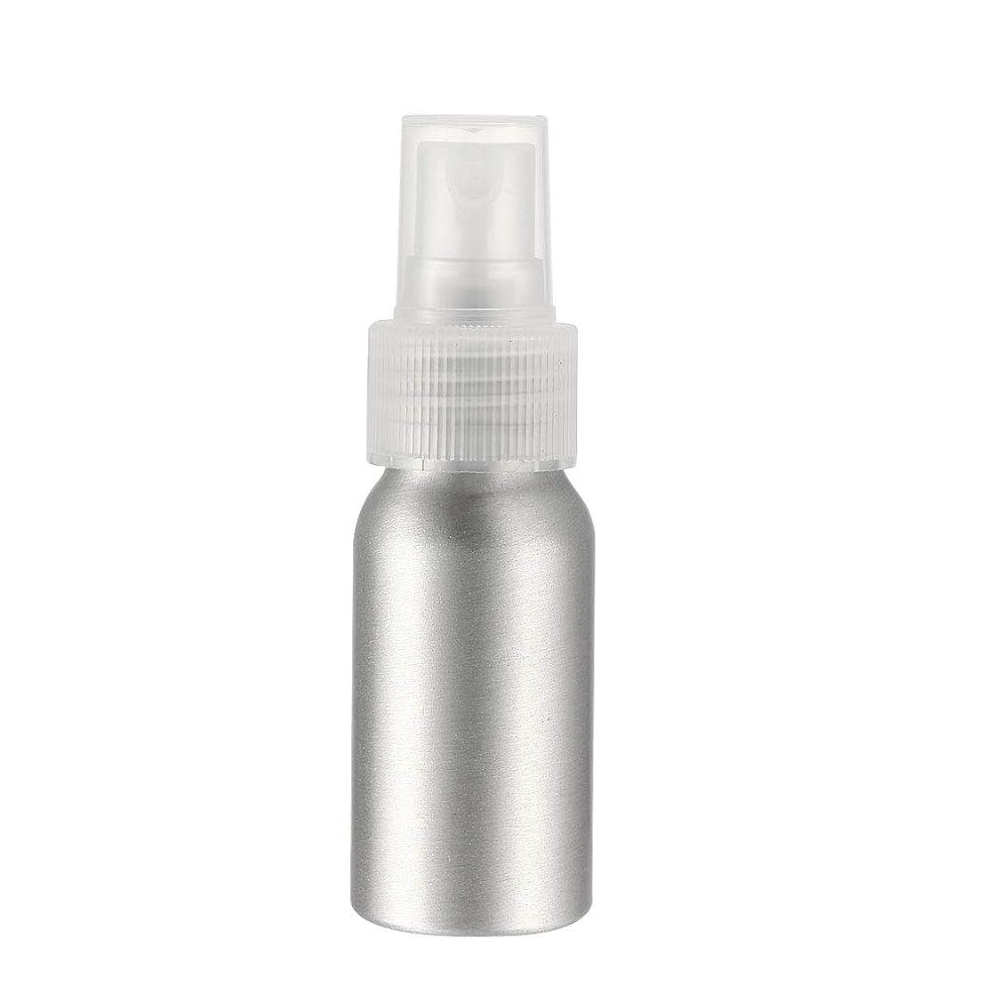 安らぎ雨のいとこuxcell uxcell アルミスプレーボトル ファインミストスプレー付き 空の詰め替え式コンテナ トラベルボトル 1oz/30ml 4個入り