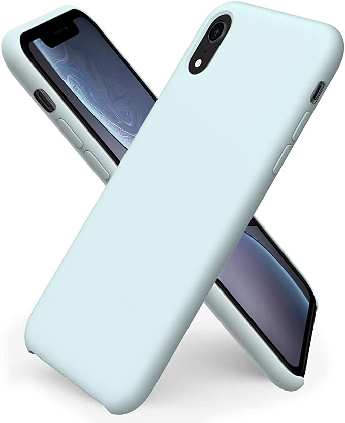 1660 opinioni per ORNARTO Custodia in Silicone Liquido per iPhone XR, Cover Sottile in Silicone