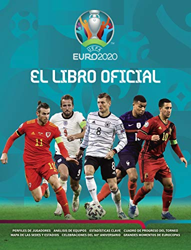 UEFA Euro 2020. El libro oficial