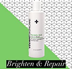 Ideal for darker skin tones prone to hyperpigmentation. Ideal for acne-prone skin or sensitive skin. Acne blemishes or blackheads brightens uneven skin tone, reduces oilness and visible pores