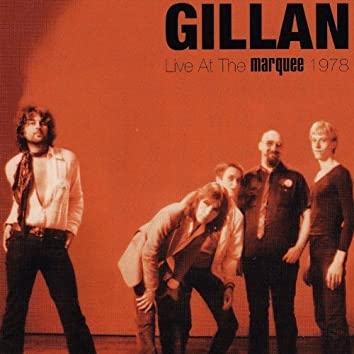 Live At The Marquee 1978