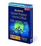 Acronis Cyber Protect Home Office (antes Acronis True Image)   Essentials   5 PC/Mac   Ciberprotección personal   copia de seguridad local, antirransomware   1 año