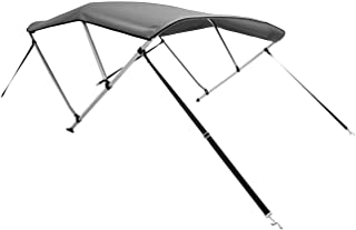 Boat Bimini Top Cover with Boot and Hardware
