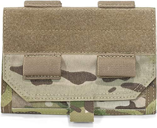 Front Opening Admin Panel Warrior Elite Ops -Farbe: Multicam