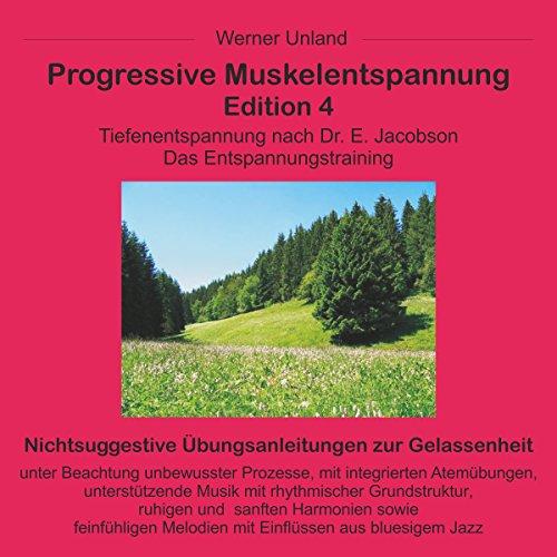 Progressive Muskelentspannung Edition 4 Titelbild