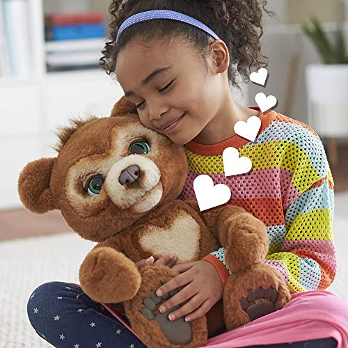 cubby the Curious Bear is a popular toy for girls and boys