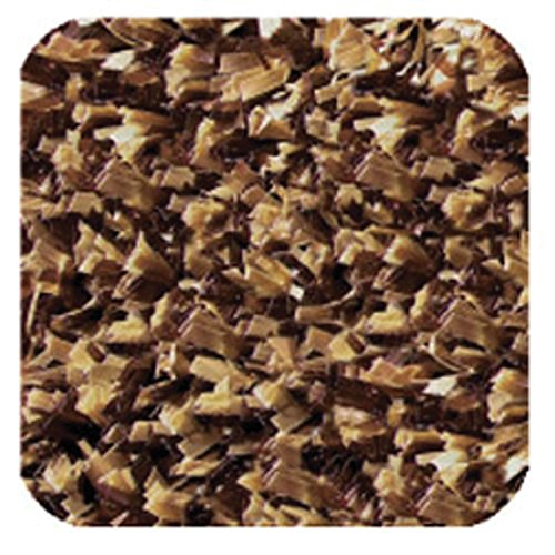 Prest-O-Fit Patio Rug Brown 6 Ft. x 15 Ft.