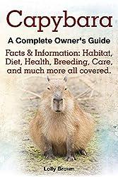 capybara, More Books, Capybara