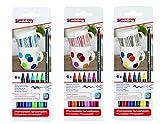 edding 4200 Porzellan Pinselstift (auch für Glas und Keramik). Zum spülmaschinenfesten bemalen und...