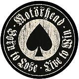 Motörhead England Aufkleber Sticker Bands Musik Rock Heavy Lemmy Ace of Spades