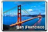 GIFTSCITY E119 SAN FRANCISCO FRIDGE MAGNET USA TRAVEL PHOTO REFRIGERATOR MAGNET