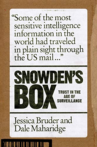 Snowden's Box: Trust in the Age of Surveillance