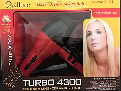Allure Turbo 4300 Hair Dryer review
