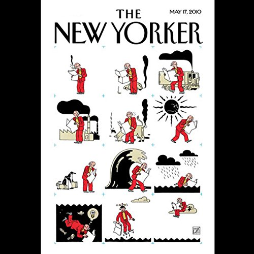 The New Yorker, May 17th, 2010 (Malcolm Gladwell, David Owen, Julia Ioffe) audiobook cover art