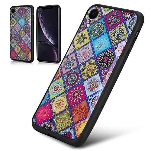 『カバー、快適な手触りの電話ケース、TPU素材の衝撃吸収性デザインにより携帯電話を保護(iphone XR)』の3枚目の画像