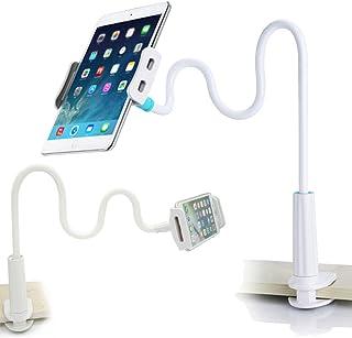 I2USHOP Gooseneck iPad Stand Holder / Adjustable Tablet Holder Mount / Cell Phone Holder, Long Arm Bracket for iPhone New ...