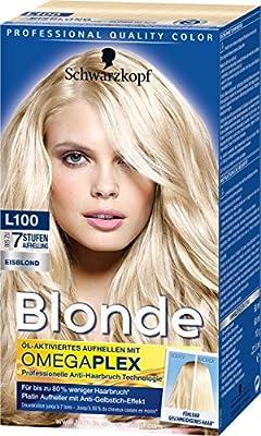 Schwarzkopf Blonde Aufheller L100