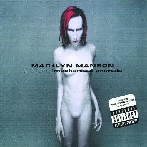 Mechanical Animals Explicit Lyrics Edition by Marilyn Manson (1998) Audio CD