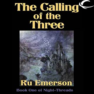 The Calling of the Three audiobook cover art