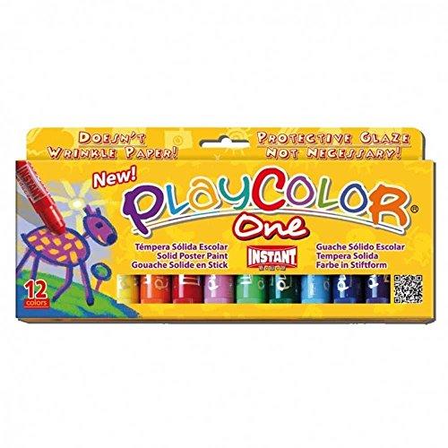 Playcolor 58231 - Témpera sólida