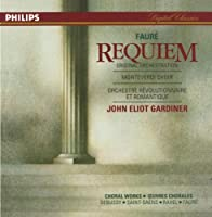 Faur茅: Requiem; French Choral Works (2001-12-21)