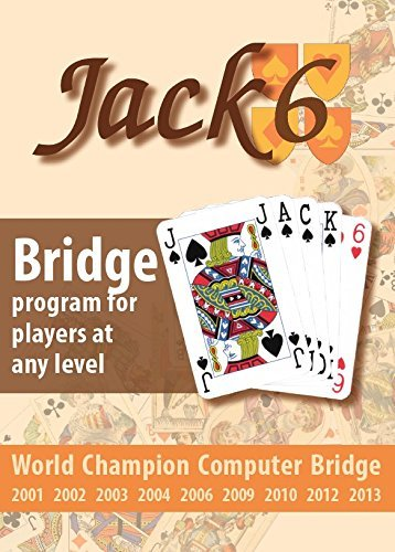 Jack 6.0 Computer Bridge Softwar...