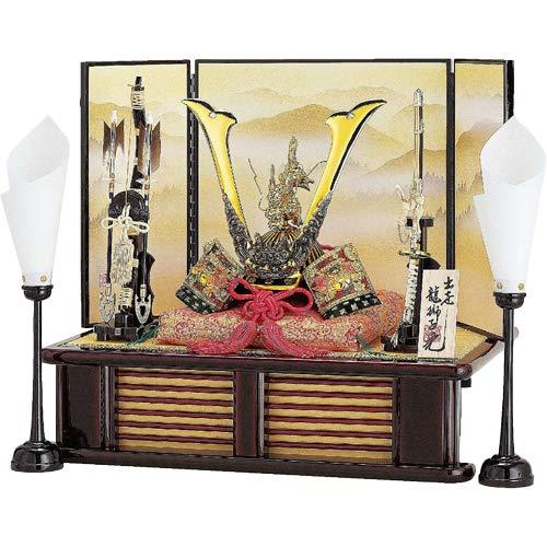 Tokyo Matcha Selection - [Heritage Set Japanese Samurai Kabuto Helmet - Dragon & Tiger - Stand Base, byobu Folding Screen, etc. [Standard Ship by EMS (Expedited) with Tracking Number & Insurance]