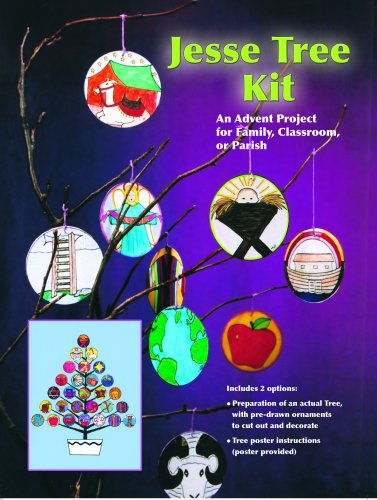 Jesse Tree Kit (Revised)