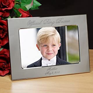 Best ring bearer picture frame Reviews