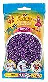 Hama Beads - Purple (1000 Midi Beads)