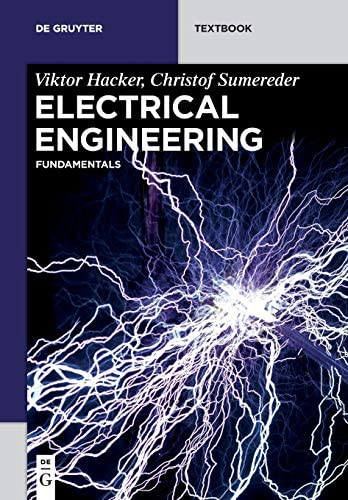 Electrical Engineering Fundamentals De Gruyter Textbook product image