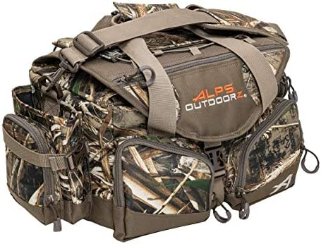 ALPS OutdoorZ Deluxe Floating Blind Bag Standard Realtree MAX 5 product image