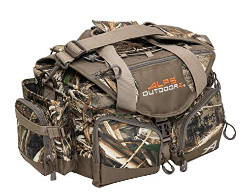 ALPS OutdoorZ Deluxe Floating Blind Bag Standard, Realtree MAX-5