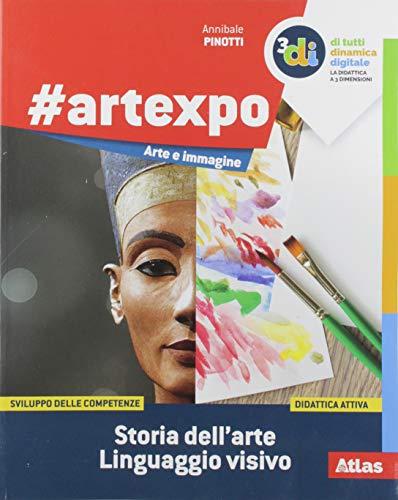 #artexpo. Storia dell'arte-Linguaggio visivo. Volume unico. Per la Scuola media. Con e-book. Con espansione online